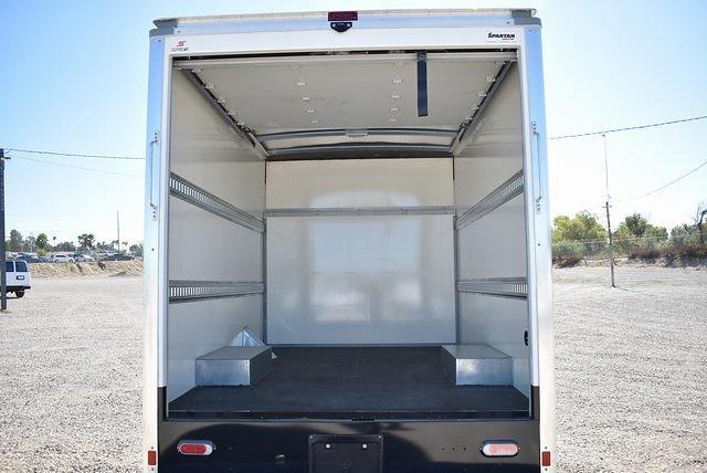 2021 Express 3500 4x2,  Supreme Spartan Cargo Cutaway Van #M21741 - photo 9