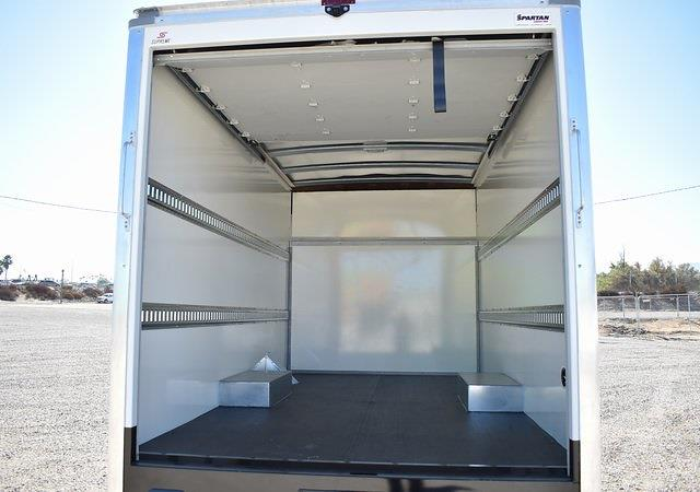 2021 Express 3500 4x2,  Supreme Spartan Cargo Cutaway Van #M21743 - photo 9