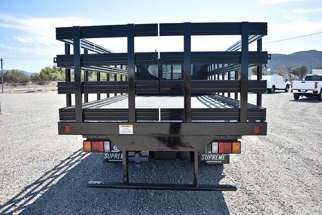 2021 LCF 4500 Regular Cab 4x2,  Supreme Stake Bed #M21747 - photo 7