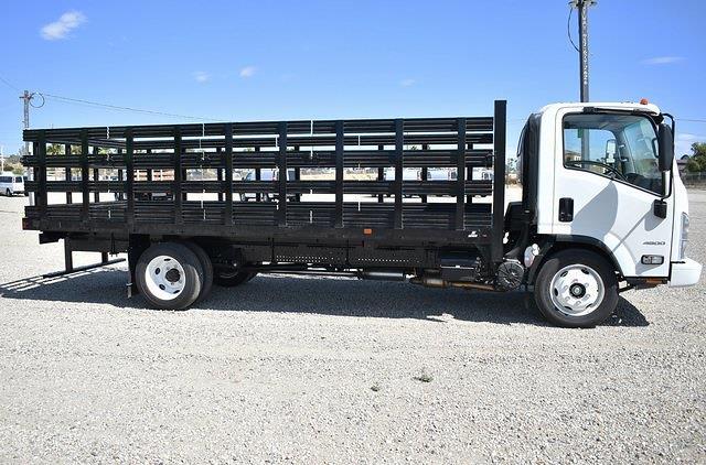 2021 LCF 4500 Regular Cab 4x2,  Supreme Stake Bed #M21747 - photo 8