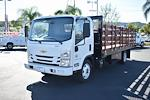 2022 LCF 5500XD Regular Cab 4x2,  Custom Truck Body & Equipment, Inc. Stake Bed #M22004 - photo 4