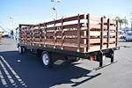 2022 LCF 5500XD Regular Cab 4x2,  Custom Truck Body & Equipment, Inc. Stake Bed #M22004 - photo 6