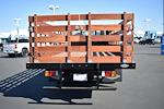 2022 LCF 5500XD Regular Cab 4x2,  Custom Truck Body & Equipment, Inc. Stake Bed #M22004 - photo 7