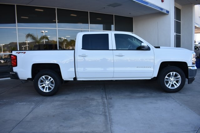 2017 Silverado 1500 Crew Cab 4x4, Pickup #T171100 - photo 9