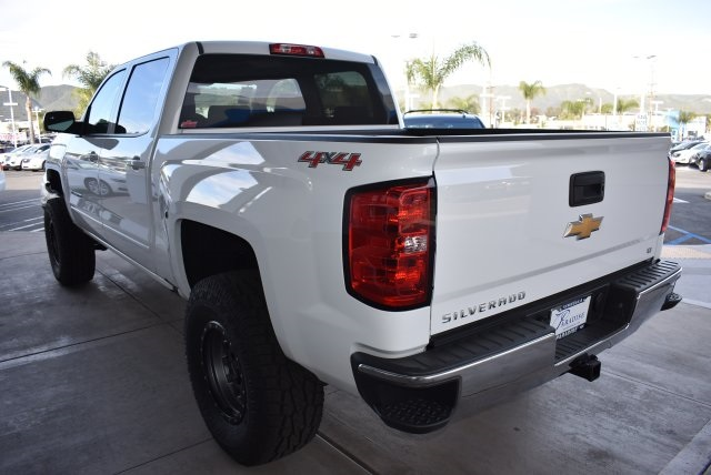 2017 Silverado 1500 Crew Cab 4x4, Pickup #T171100 - photo 3