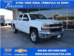 2017 Silverado 1500 Crew Cab 4x4, Pickup #T171100 - photo 1
