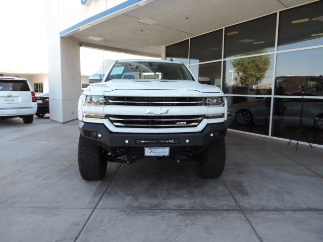 2017 Silverado 1500 Crew Cab 4x4, Pickup #T17131 - photo 3
