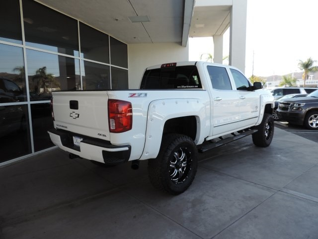 2017 Silverado 1500 Crew Cab 4x4, Pickup #T17131 - photo 2