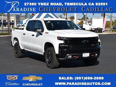 2021 Silverado 1500 Crew Cab 4x4,  Pickup #T211326 - photo 1