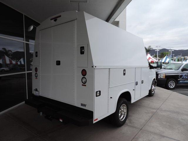 2014 Express 3500 4x2,  Knapheide Service Utility Van #KNAP1193045 - photo 2
