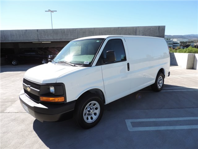 2014 Express 1500 Cargo Van #1201473 - photo 1