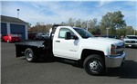 2015 Silverado 3500 Regular Cab 4x4, Reading Platform Body #F146246 - photo 1