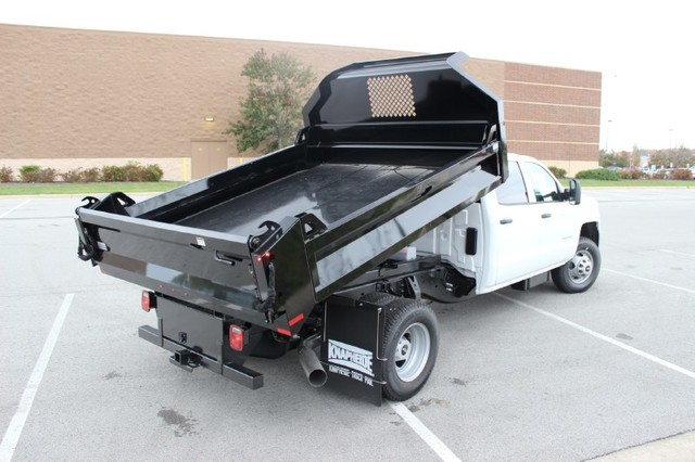 2015 Silverado 3500 Crew Cab 4x4, Knapheide Drop Side Dump Bodies Dump Body #KNAPF163209 - photo 2