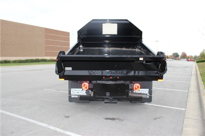 2015 Silverado 3500 Crew Cab 4x4, Knapheide Drop Side Dump Bodies Dump Body #KNAPF163209 - photo 5