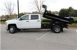 2015 Silverado 3500 Crew Cab 4x4, Knapheide Drop Side Dump Bodies Dump Body #KNAPF163209 - photo 4