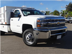 2015 Silverado 3500 Regular Cab, Harbor Landscape Dump #F178610 - photo 1
