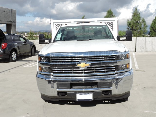 2015 Silverado 3500 Regular Cab 4x2,  Royal Stake Bed #F506779 - photo 3