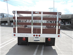 2015 Silverado 3500 Regular Cab 4x2,  Royal Stake Bed #F506779 - photo 5
