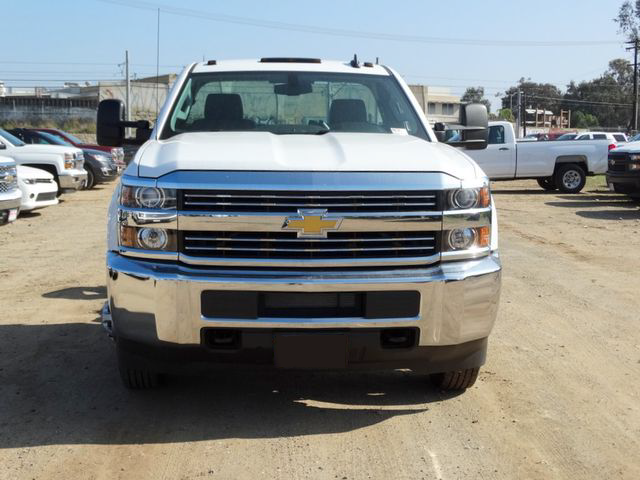 2015 Silverado 3500 Regular Cab Cab Chassis #F512686 - photo 3
