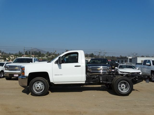 2015 Silverado 3500 Regular Cab Cab Chassis #F512686 - photo 4