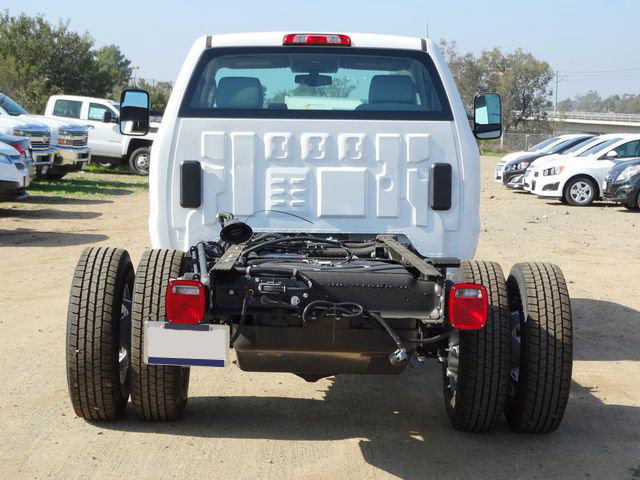 2015 Silverado 3500 Regular Cab Cab Chassis #F512686 - photo 5