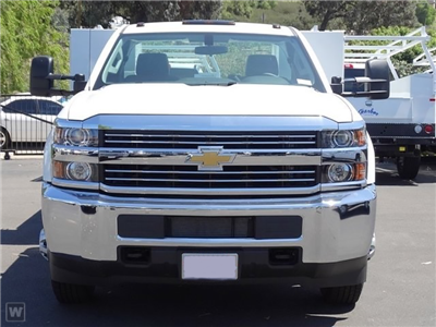 2015 Silverado 3500 Regular Cab 4x2,  Harbor WeldMaster Welder Body #F618671 - photo 3