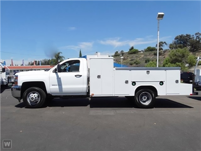 2015 Silverado 3500 Regular Cab 4x2,  Harbor WeldMaster Welder Body #F618671 - photo 1