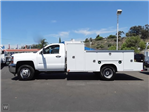 2015 Silverado 3500 Regular Cab, Harbor Welder Body #F618671 - photo 1