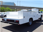 2015 Silverado 3500 Regular Cab 4x2,  Harbor WeldMaster Welder Body #F618671 - photo 4