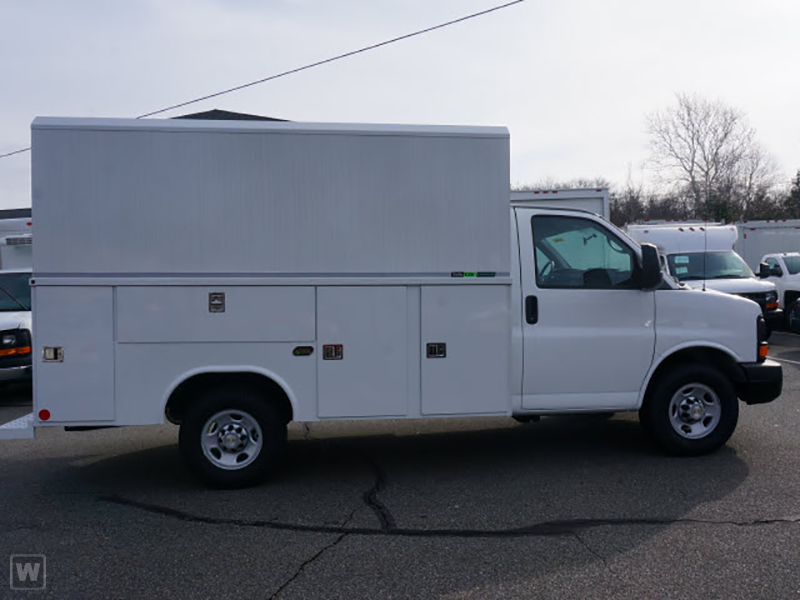 2014 Express 3500, Reading Service Utility Van #REA1192148 - photo 4