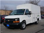 2014 Express 3500, Reading Service Utility Van #REA1192148 - photo 1