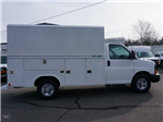 2014 Express 3500, Reading Aluminum CSV Service Utility Van #REA1192148 - photo 4