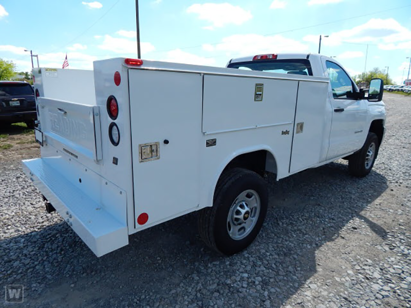 2015 Silverado 2500 Regular Cab 4x2,  Reading Service Body #REAZ140825 - photo 2