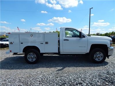 2015 Silverado 2500 Regular Cab 4x2,  Reading SL Service Body #REAZ140825 - photo 3