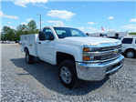 2015 Silverado 2500 Regular Cab 4x2,  Reading SL Service Body #REAZ140825 - photo 1