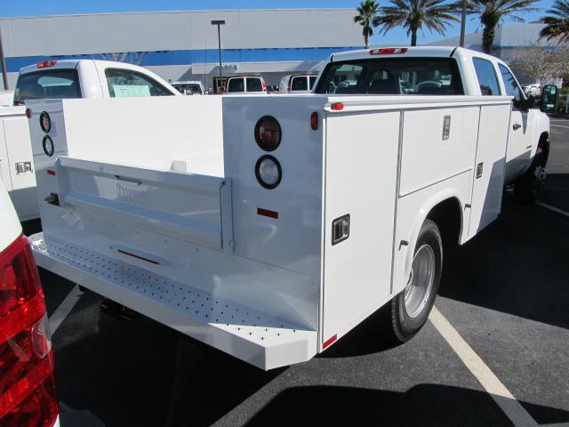 2015 Silverado 2500 Regular Cab 4x2,  Knapheide Standard Service Body #KNAPZ119734 - photo 2