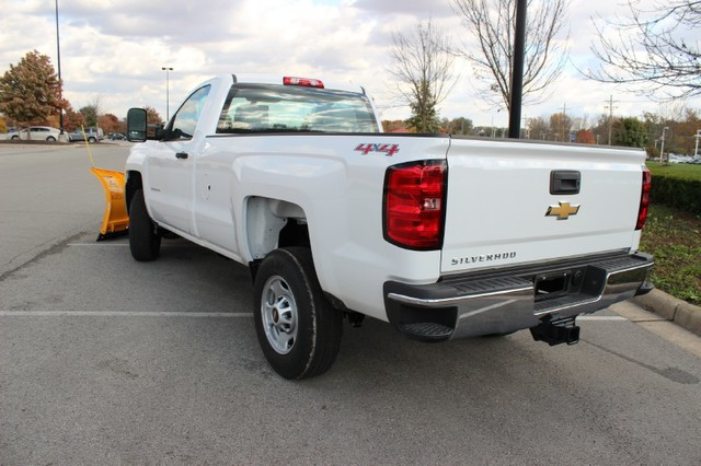 2015 Silverado 2500 Regular Cab 4x4,  Pickup #Z133010 - photo 2