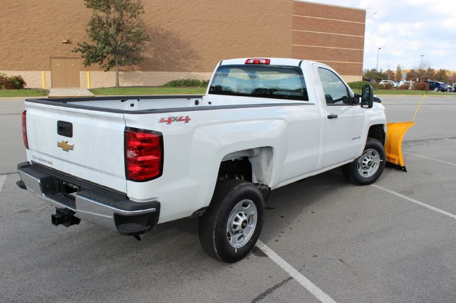 2015 Silverado 2500 Regular Cab 4x4, Pickup #Z133010 - photo 4