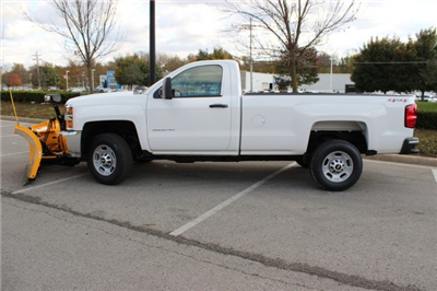 2015 Silverado 2500 Regular Cab 4x4,  Pickup #Z133010 - photo 5