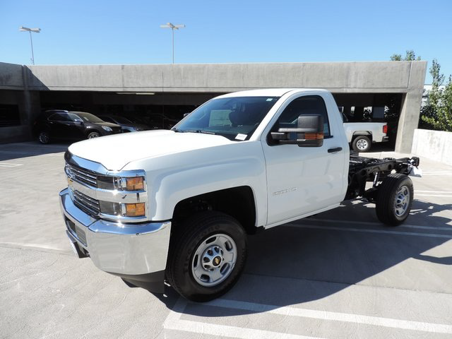 2015 Silverado 2500 Regular Cab 4x2,  Cab Chassis #Z505755 - photo 1