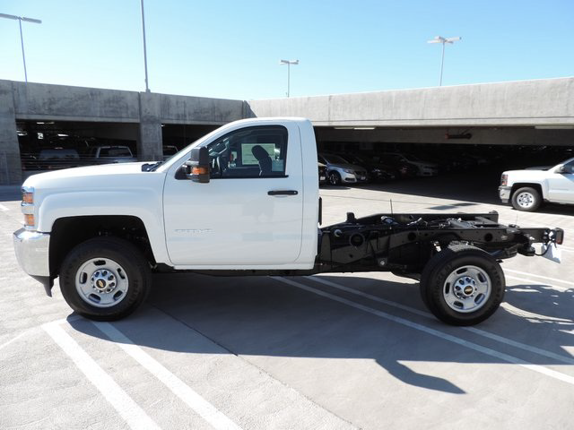 2015 Silverado 2500 Regular Cab Cab Chassis #Z505755 - photo 3