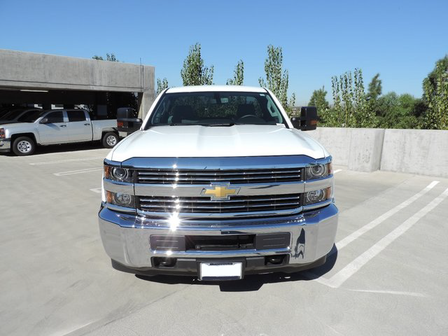 2015 Silverado 2500 Regular Cab Cab Chassis #Z505755 - photo 4