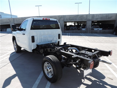 2015 Silverado 2500 Regular Cab 4x2,  Cab Chassis #Z505755 - photo 2