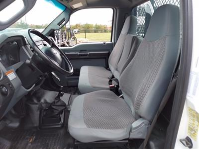2011 Ford F-650 Regular Cab 4x2, Stake Bed #BV595689 - photo 11