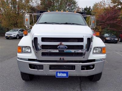 2011 Ford F-650 Regular Cab 4x2, Stake Bed #BV595689 - photo 3