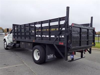 2011 Ford F-650 Regular Cab 4x2, Stake Bed #BV595689 - photo 5