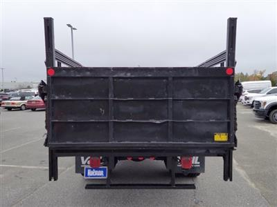 2011 Ford F-650 Regular Cab 4x2, Stake Bed #BV595689 - photo 6