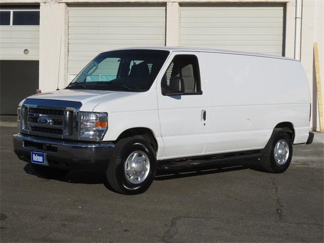 2014 Ford E-250 4x2, Empty Cargo Van #EDA31690 - photo 1