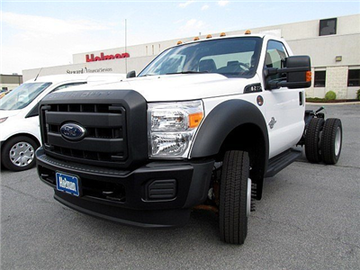 2016 F-550 Regular Cab DRW 4x4 Cab Chassis #GEC87562 - photo 1