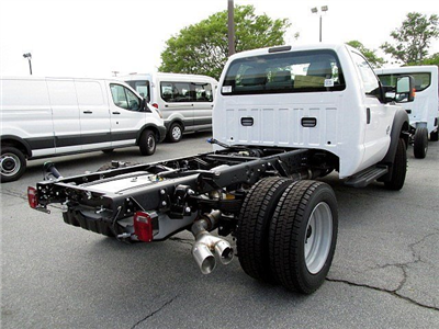 2016 F-550 Regular Cab DRW 4x4 Cab Chassis #GEC87562 - photo 4